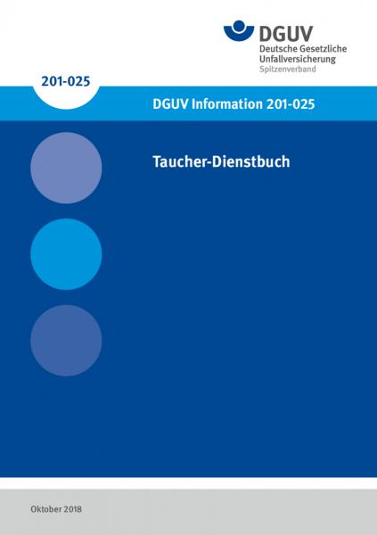 Taucher-Dienstbuch