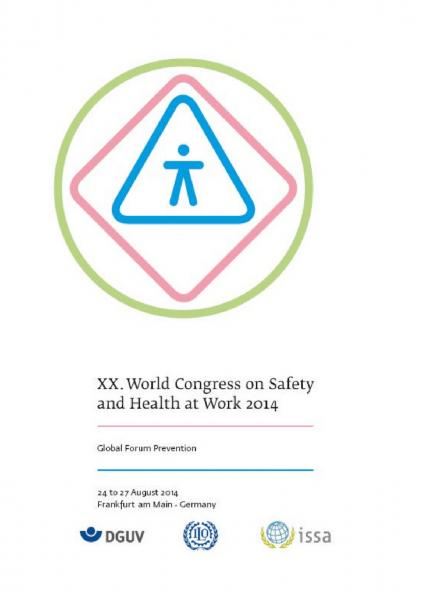 """DVD """"XX. Weltkongress für Sicherheit und Gesundheit bei der Arbeit"""""""