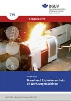 Brand- und Explosionsschutz an Werkzeugmaschinen