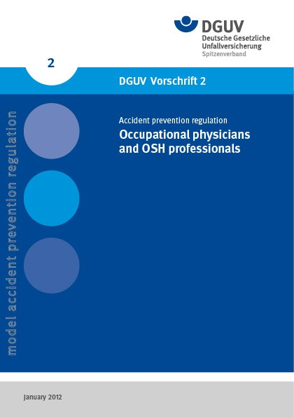 Occupational physicians and OSH professionals