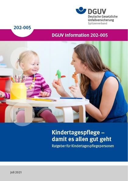 Kindertagespflege – damit es allen gut geht