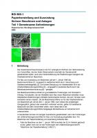 Papierherstellung und Ausrüstung Sichere Maschinen und Anlagen - Teil 1 Gemeinsame Anforderungen