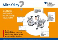 Zustellfahrrad-Check (DIN A3)