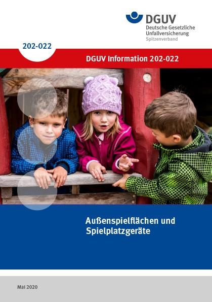 Informationen zu Außenspielflächen und Spielplatzgeräte neu erschienen