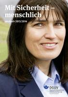 DGUV Jahrbuch 2013/2014