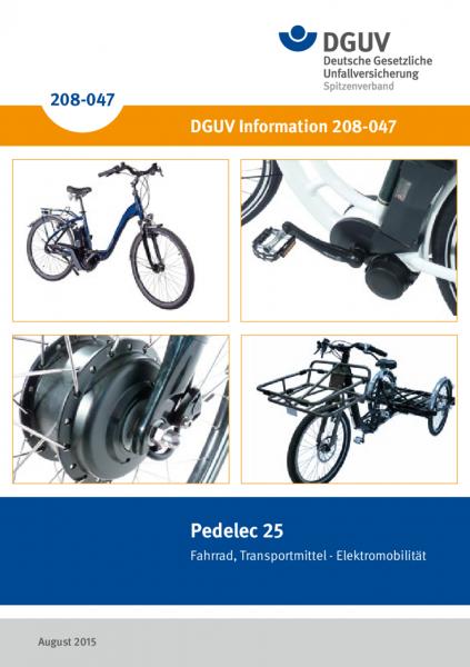 Pedelec25 - Fahrrad, Transportmittel - Elektromobilität