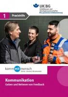Handlungsfeld Kommunikation - Praxishilfe 1 - Geben und Nehmen von Feedback