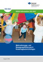 Wahrnehmungs- und Bewegungsförderung in Kindertageseinrichtungen
