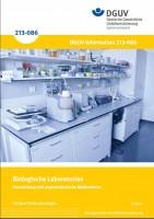 Biologische Laboratorien - Ausstattung und organisatorische Maßnahmen