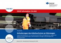 Anforderungen des Arbeitsschutzes an Güterwagen