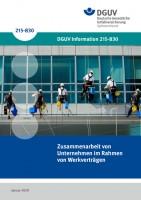 Zusammenarbeit von Unternehmen im Rahmen von Werkverträgen