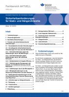 """FBRCI-004 """"Sicherheitsanforderungen für Stativ- und Hängerührwerke"""""""