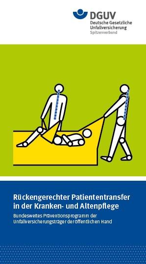Rückengerechter Patiententransfer in der Kranken- und Altenpflege