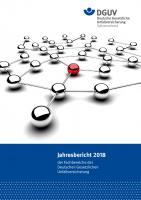 Jahresbericht 2018 der Fachbereiche der Deutschen Gesetzlichen Unfallversicherung