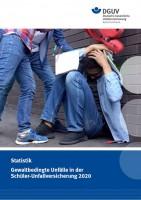 Gewaltbedingte Unfälle in der Schüler-Unfallversicherung 2020