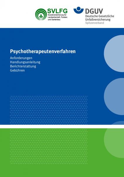 Psychotherapeutenverfahren