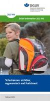 Schulranzen: sichtbar, ergonomisch und funktional