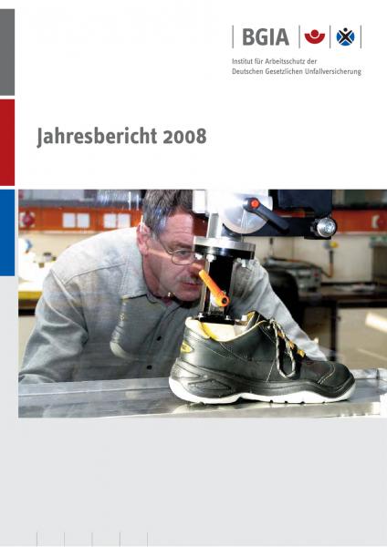 Jahresbericht 2008 des BGIA