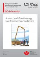 Auswahl und Qualifizierung von Betonpumpenmaschinisten