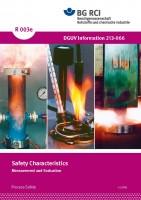 """Safety Characteristics (Merkblatt R 003e der Reihe """"Anlagensicherheit"""")"""