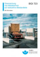 Überwachung von Metallschrott auf radioaktive Bestandteile