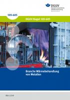 Branche Wärmebehandlung von Metallen