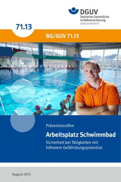 DVD Arbeitsplatz Schwimmbad