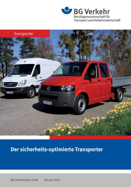 Der sicherheits-optimierte Transporter