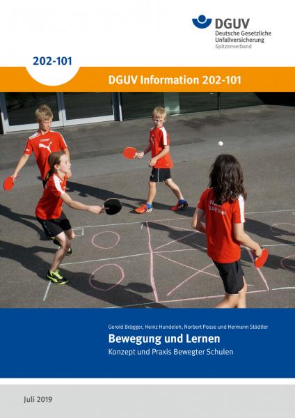 Bewegung und Lernen, DGUV Information 202-101