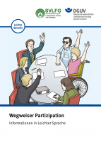 Wegweiser Partizipation - Informationen in Leichter Sprache