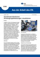 Ganzkörpervibrationen: Schwingungsbelastungen visualisieren (Aus der Arbeit des IFA Nr. 0396)