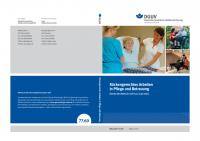 CD-ROM: Rückengerechtes Arbeiten in Pflege und Betreuung