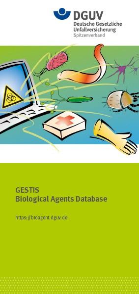 GESTIS Biological Agents Database - GESTIS Biostoffdatenbank