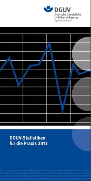 DGUV-Statistiken für die Praxis 2013
