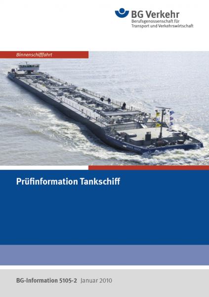 Prüfinformation Tankschiff