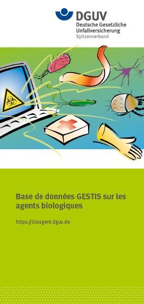 Base de données GESTIS sur lesagents biological