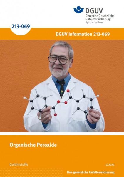"Organische Peroxide (Merkblatt M 001 der Reihe ""Gefahrstoffe"")"