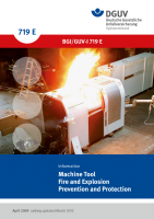 Machine Tool Fire and Explosion Prevention and Protection