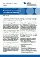 """FBFHB-017 """"Medizinische Überwachung bei Atemschutzübungen"""""""