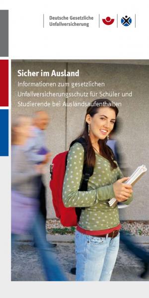 Sicher im Ausland - für Schüler und Studierende
