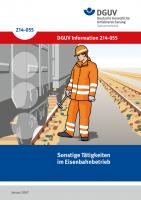 Sonstige Tätigkeiten im Eisenbahnbetrieb