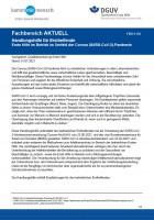 """FBEH-101 """"Handlungshilfe für Ersthelfende - Erste Hilfe im Betrieb im Umfeld der Corona (SARS-CoV-2)-Pandemie"""""""