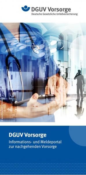 DGUV Vorsorge – Informations- und Meldeportal zur nachgehenden Vorsorge