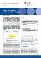 """FBHM-102 """"Safety und Security in der vernetzten Produktion"""""""