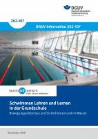 Schwimmen Lehren und Lernen in der Grundschule