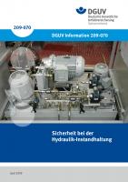 Sicherheit bei der Hydraulik-Instandhaltung
