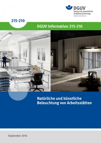 Natürliche und künstliche Beleuchtung von Arbeitsstätten