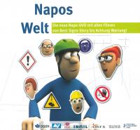 """Napos Welt - Die neue Napo-DVD mit allen Filmen von """"Best Signs Story"""" bis """"Achtung Elektrizität"""""""