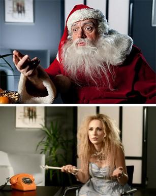 """Filme: """"Der Weihnachtsmann"""" und """"Die gute Fee"""""""