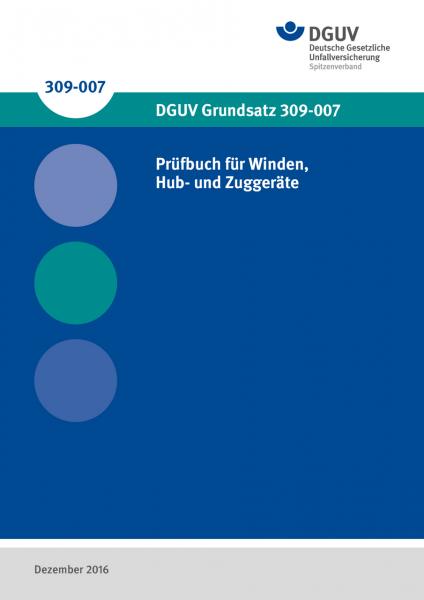 Prüfbuch für Winden, Hub- und Zuggeräte